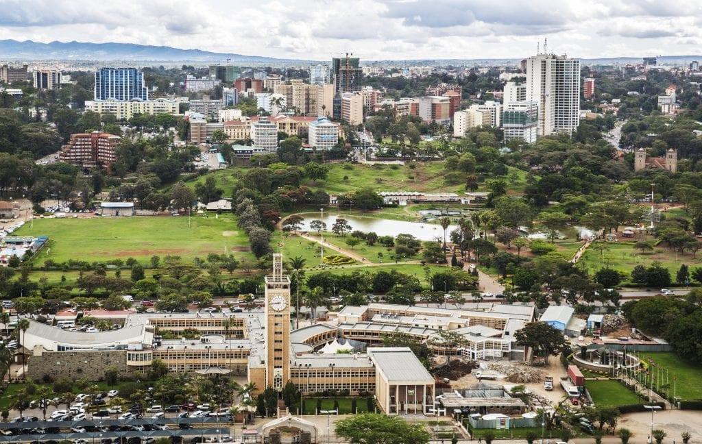 Nairobi: The Green City in the Sun