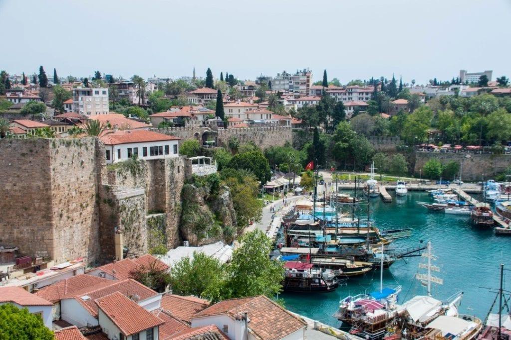 Antalya's Natural Wonders
