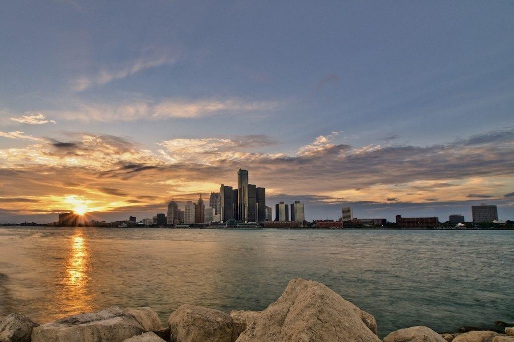 A River Runs Through Detroit