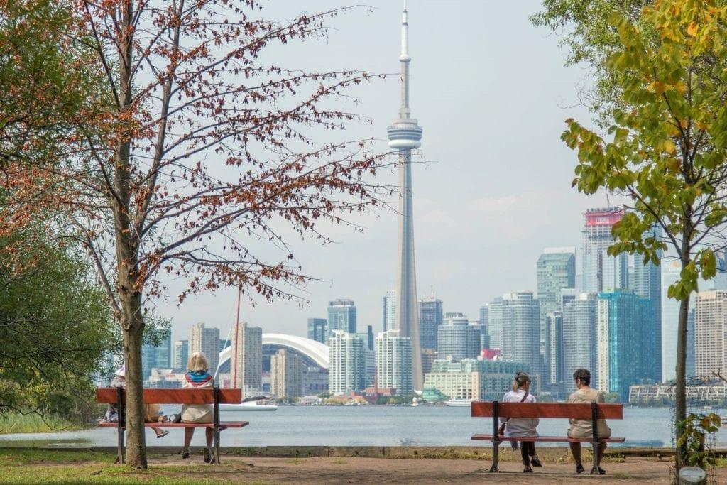 Toronto: Where the Trees Meet the Water