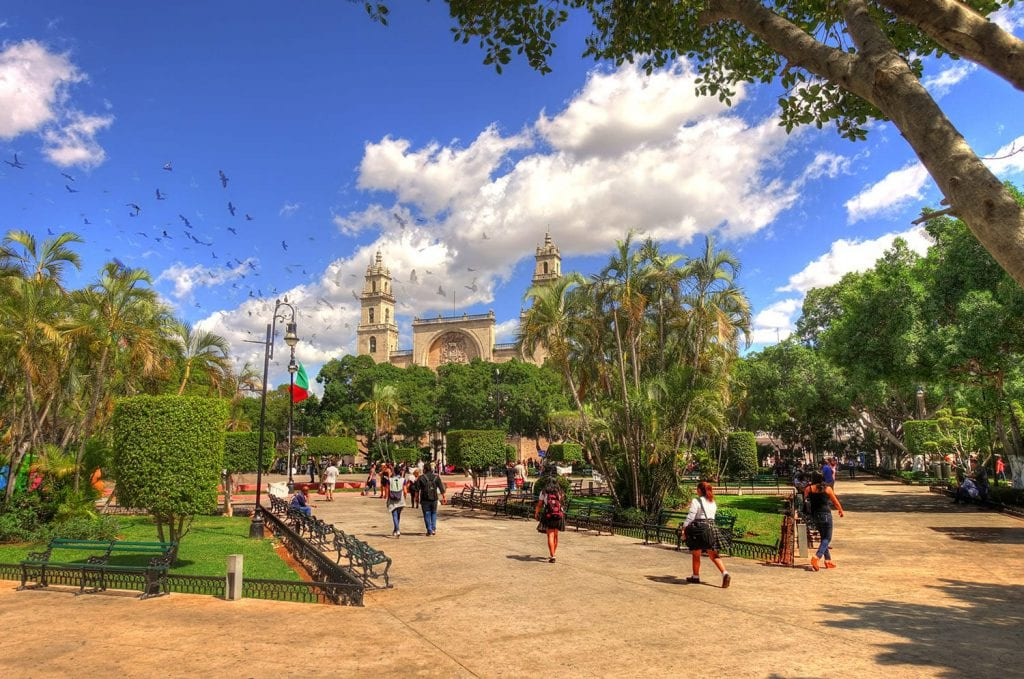 Ya'axtal, the Green Lungs of Mérida