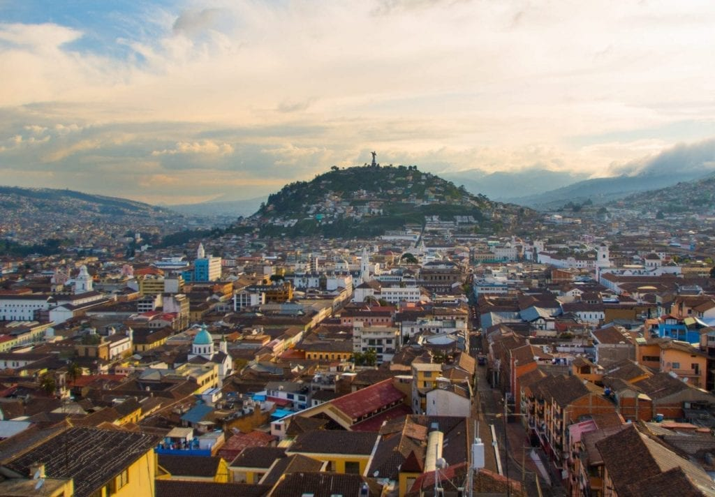 Quito: Leading Global Climate and Forest Action