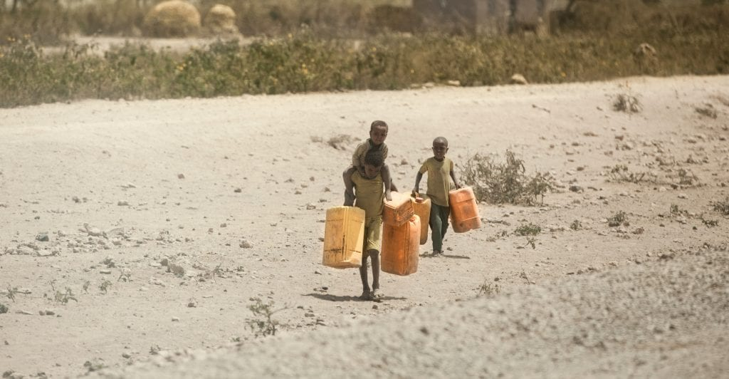 We're Grossly Underestimating the World's Water Access Crisis